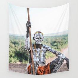 Karo Tribe IV Wall Tapestry