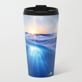 Ocean Sunset Travel Mug