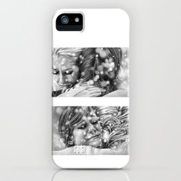 A TALE OF TWO SISTERS iPhone Case