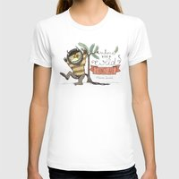 wild things T-shirts featuring Wild Things by Sofia Verger