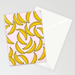 Cute Bananas Stationery Cards