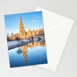 Plaza de España, Sevilla, Spain 6 Stationery Cards