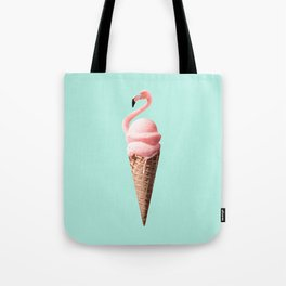 FLAMINGO CONE Tote Bag
