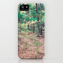 Silent Noise  iPhone Case