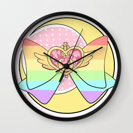 Sailor Pride-Gay/Lesbian Wall Clock
