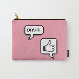 Davai! Carry-All Pouch
