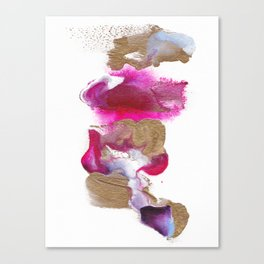 Eloise Abstract Painting Canvas Print