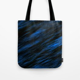 Blue abstract pattern background Tote Bag