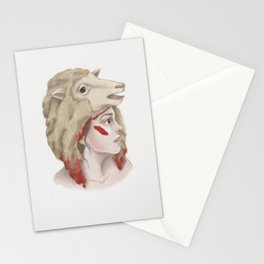 We Are Sheep Stationery Cards