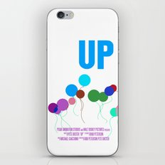 UP MOVIE POSTER iPhone & iPod Skin