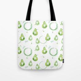 Avocado2 Tote Bag