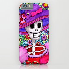 Catrina Doña Beatriz iPhone 6s Slim Case
