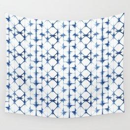 Shibori Thirteen Wall Tapestry