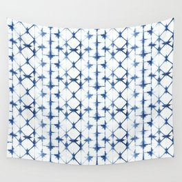 Shibori Thirteen Wall Tapestry