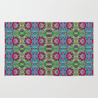 tapestry Area & Throw Rugs featuring Tapestry by TheLadyDaisy