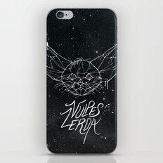 FIG. 837 (vulpes zerda) iPhone & iPod Skin
