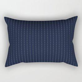 Conor Mcgregor SuiT F*ck You Navy Rectangular Pillow