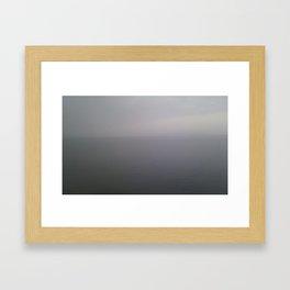 Gower Abstract Framed Art Print