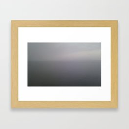 Gower Abstract Framed Art Print