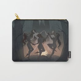 Drawlloween Coven Carry-All Pouch
