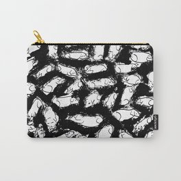 Ink and pen pigs Carry-All Pouch
