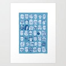 SWkrew Art Print