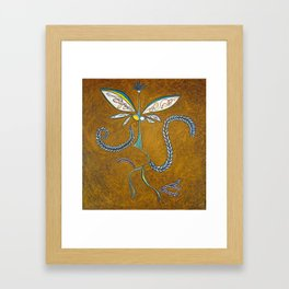 Natural Beauty V Framed Art Print