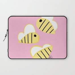 Buzz Buzz Bees Laptop Sleeve