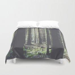 Forest feelings Duvet Cover