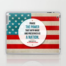 Preserved us a Nation Laptop & iPad Skin