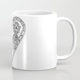Equanimity / Heart Coffee Mug