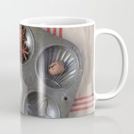 Holiday Tin Coffee Mug