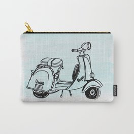 Vespa Adventures Carry-All Pouch