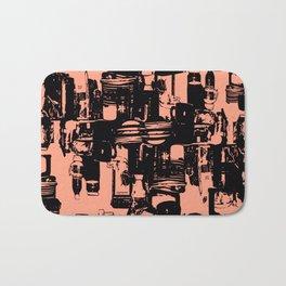 Dishes3 Bath Mat