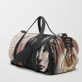 Cluster Migraine Duffle Bag