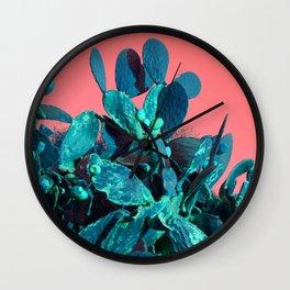 Cactus Fruit Wall Clock
