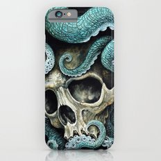 Please my love, don't die so far from the sea... Slim Case iPhone 6