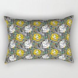 Acrobats Rectangular Pillow