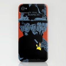 The Usual suspects Slim Case iPhone (4, 4s)