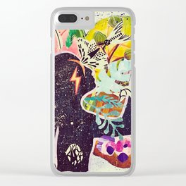 Struck Clear iPhone Case