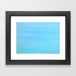The Wave Series (v) Framed Art Print