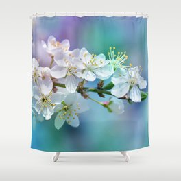 Spring 270 Shower Curtain