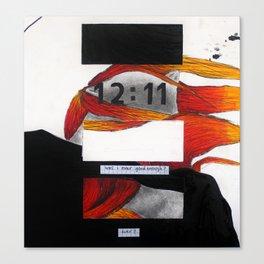 Untitled 1.87 Canvas Print