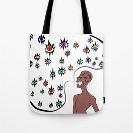 Speak of the Divine Tote Bag