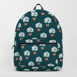 Hot cloud baloon - moon and star Backpack