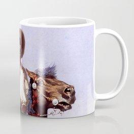 """Frederic Remington Western Art """"A Regimental Scout"""" Coffee Mug"""