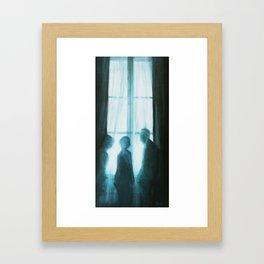 Room too Bright Framed Art Print