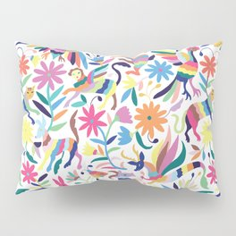 Creatures Otomi Pillow Sham