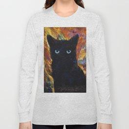Little Ninja Long Sleeve T-shirt