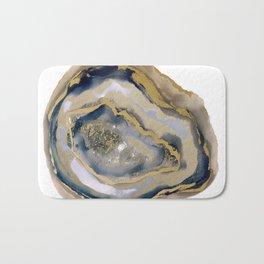 agate slice art, agate slice, agate art, geode art, geode print, modern art, contempora Bath Mat